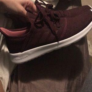 Maroon Adidas